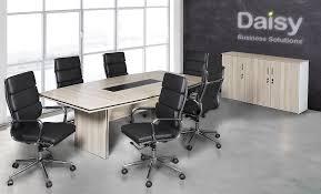 Black Boardroom Table Pearl Boardroom Table Coimbra Alaska Black Chairs Office