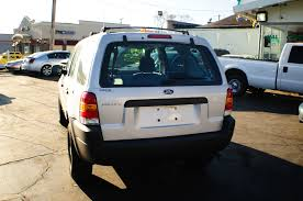 Ford Escape Roof Rack - 2004 ford escape 4dr silver 4x2 manual suv