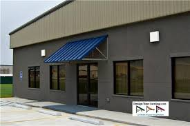 Small Awning Over Back Door Commercial Building Awnings Projects Gallery Of Awnings
