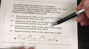 algebra 1 review for keystone april 17 2017 mr egan youtube