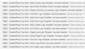 please help hard logo template rejection envato forums