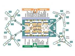 mco terminal map 2fla florida s vacation and travel guide