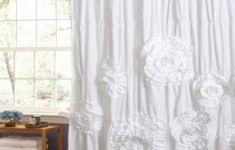 Shabby Chic Shower Curtains Modern Kitchen