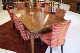 french provincial table french oak u0027light oak u0027 french polish