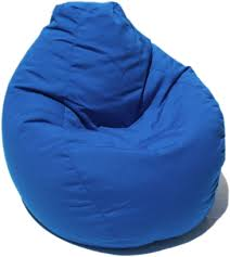 outdoor bean bag chair in sunbrella fabric take it out to the