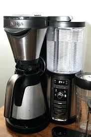ninja coffee bar clean light wont go off ninja coffee pot ninja coffee bar system ninja coffee pot cleaning