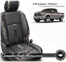 dodge seat covers for trucks 2013 2017 dodge ram saddleback limited edition leather upholstery