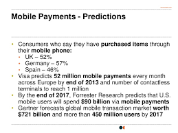 4 payments predictions for 2017 mobile payments the convergence of financial services and digital bu