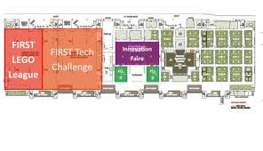 convention center floor plan 49th annual minneapolis st paul rv