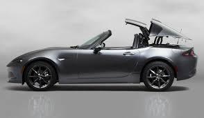 mazda car range the mazda mx 5 rf is like a mini porsche 911 targa