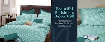 buy customized bed sheets u0026 cushion covers online at best price in