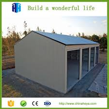 china portable steel shed prefabricated small warehouse for sale