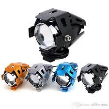 125w 3000lm u5 cree motorcycle transformer headlight fog led light