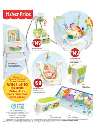 Fisher Price High Chair Swing Target Catalogue Baby Products 2014 Page 18