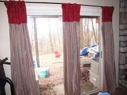 ideas u0026 tips modern drapes for sliding glass doors with white