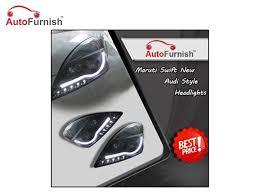 nissan micra headlight price autofurnish maruti swift new headlights audi style buy online