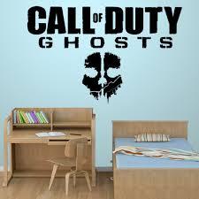 call of duty ghosts wall decal art sticker boy u0027s bedroom