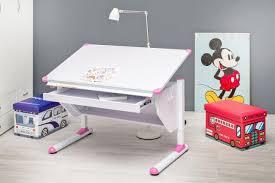 Schreibtischplatte Mit Schubladen Kinderschreibtisch Variant Mit Schublade Weiß Verstellbar
