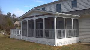 Screened Porches by Smoot Decks And Designs Inc