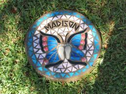 memorial stepping stones giveaway
