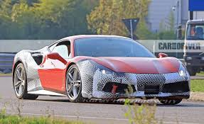 camo ferrari 458 2019 ferrari 488gto spied honing its superiority news car and