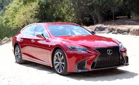 100 All New Lexus Ls 500 F Sport 2018 First Look 2018 Lexus
