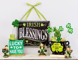 23 best st s day decor crafts images on st
