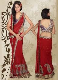 saree draping new styles wearing saree in 5 different styles stylefortune online