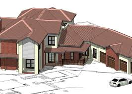 front elevation by dfd house plans growing demand for farmhouse