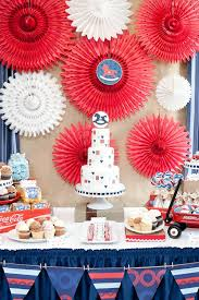 red white and coo a very patriotic baby shower erica o u0027brien