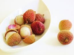 lychee fruit themustardseed lychee icecream