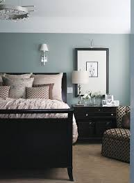 Dark Bedroom Colors Clean And Chic Dream A Little Dream Pinterest Cleaning Wall