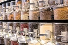 Spice Rack Plano Tx Bulk Foods Central Market