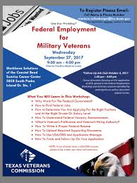 What Is A Federal Resume Texas Veterans Comm Texasveterans Twitter