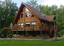 Luxury Log Home Plans by Small Luxury Log Home Plans