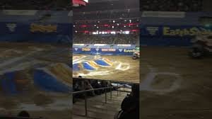zombie big bounce stalls freestyle monster jam