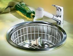 round stainless steel kitchen sink franke rbx 110 rotondo single bowl round drop in stainless steel