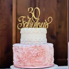 Birthday Cake Toppers The 25 Best 30th Birthday Cakes Ideas On Pinterest 30 Birthday