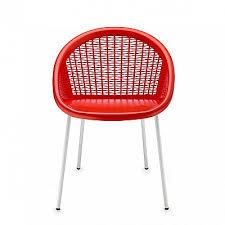 Stackable Plastic Patio Chairs Italian Indoor Outdoor Furniture Manufacturer 100 Recyclable