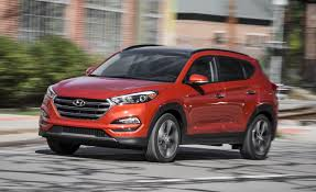 hyundai tucson 2016 hyundai tucson 1 6t test u2013 review u2013 car and driver
