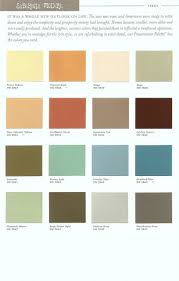 exterior paint color charts best exterior house