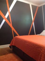 Grey And White Wall Decor Best 25 Grey Orange Bedroom Ideas On Pinterest Orange Bedroom
