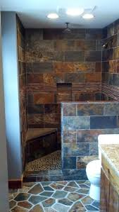 Slate Tile Bathroom Designs 172 Best Tile Nerdness Images On Pinterest Bathroom Ideas