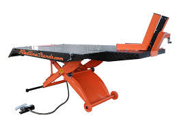Motorcycle Lift Table by New Redline Hd1k 1000 Lb Motorcycle Lift Table Atv Vise Industrial