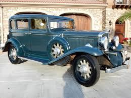 4 Door Muscle Cars - 1932 studebaker dictator 8 regal 4 door sedan with 50 000 original