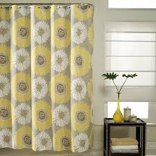Grey Shower Curtains Fabric 41 Best Colorful Shower Curtains Images On Pinterest Fabric