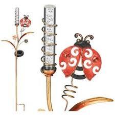 Ladybug Solar Garden Lights - solar ladybugs lighting pinterest ladybug and solar