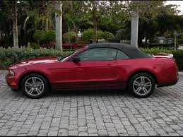 2010 ford mustang pony package 2010 ford mustang v6 premium for sale in fort myers fl stock
