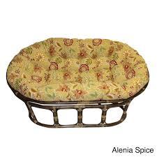 Rattan Papasan Chair Cushion Furniture Furniture Papasan Rattan Papasan With Classic