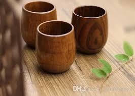 Handmade Tea Cups - 2018 wood tea cup japanese style handmade wooden cups wine